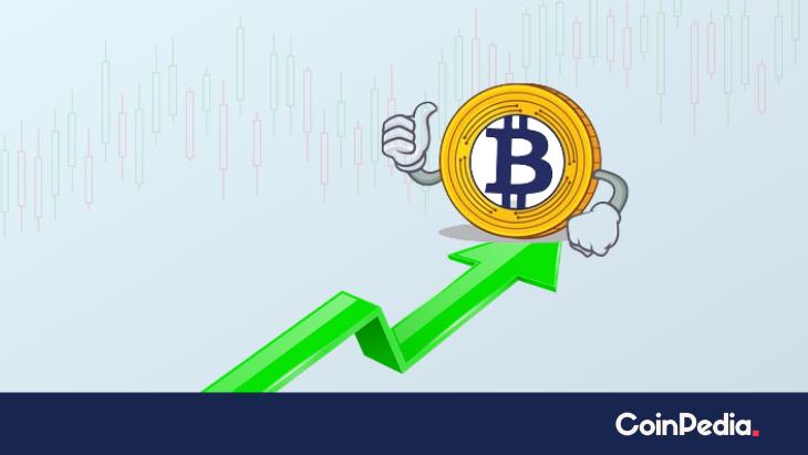 bitcoin surge reason