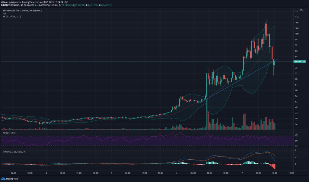 Bitcoin Gold(BTG)