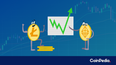 Photo of Litecoin's On-chain Report Awes Ethereum! LTC Price Set to Enter Top 5