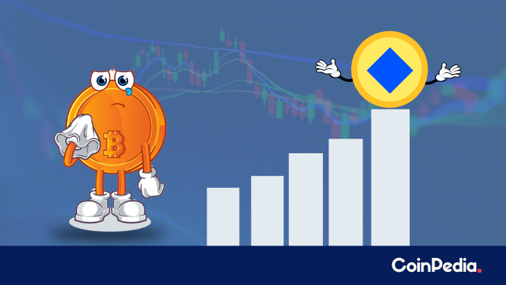 Traders Uplifts Waves Price To New highs, While Bitcoin Price Consolidates