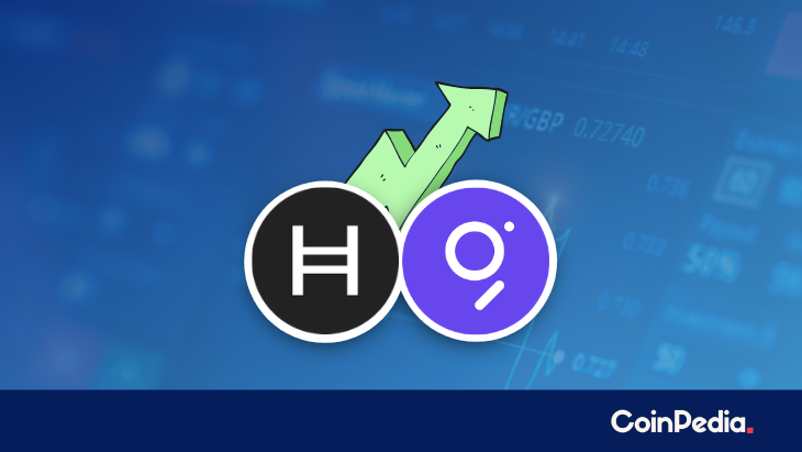 HBAR Price and The GRT Coin Price Plunge Hard, What's Next?