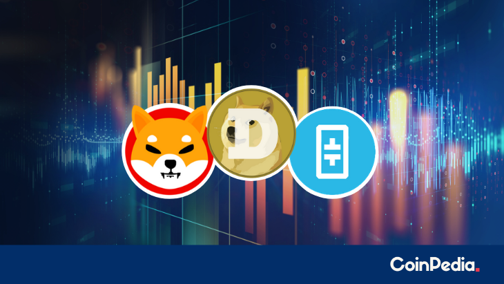 SHIB Price Slashed, Will THETA and DOGE Price to Mimic a Similar Trend?