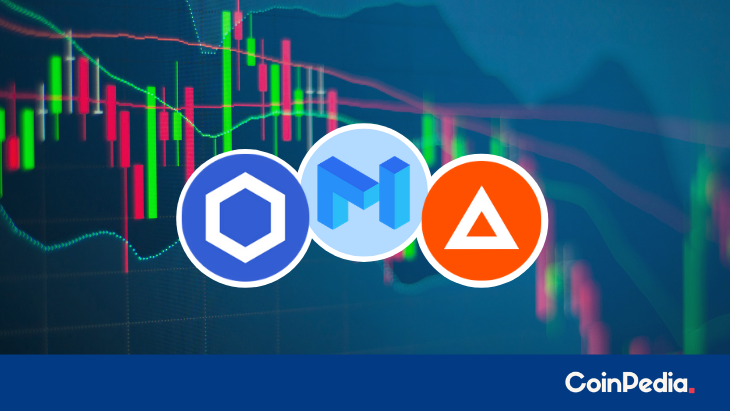 LINK Price Plunged Slightly, Will BAT Price & MATIC Price Explode?