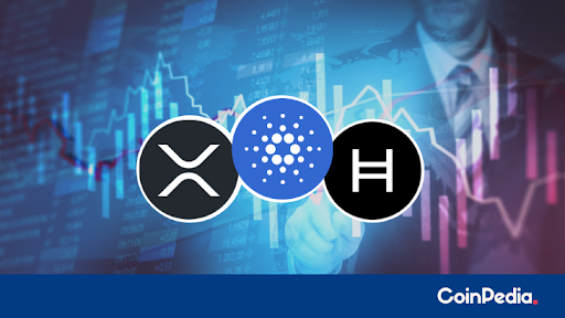 XRP Price to Approach a New High? Is HBAR and ADA Losing Momentum?