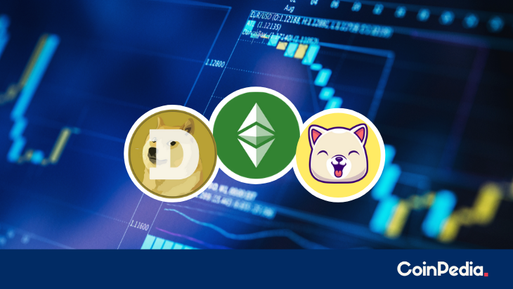 DOGE Price Soars High, ETC Stays Recessive and KISHU Plunges Hard