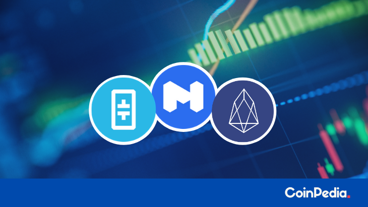 THETA Price Clutching bears, Know Where MATIC And EOS Will Land Today!