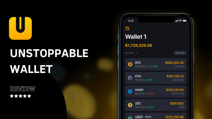 Unstoppable Wallet Review – A Multi Blockchain Wallet.