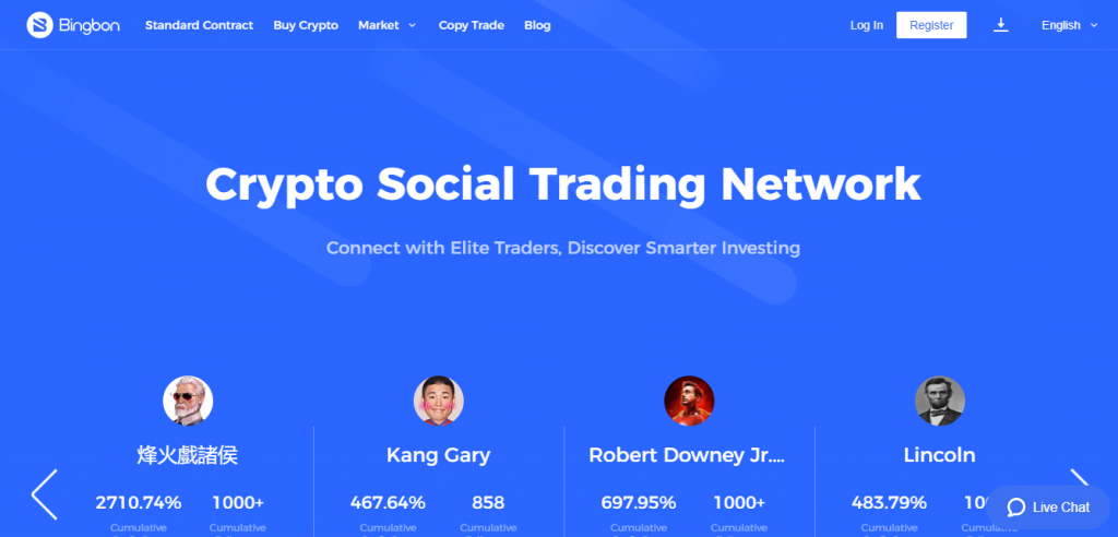 crypto social netwoek