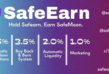 Photo of Safe Earn's Launch Gives Large Rewards in Safemoon to Holders