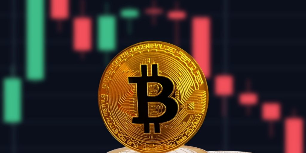 Bearish Blues For Bitcoin as the Largest Cryptocurrency Falls Below $38k!