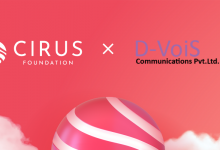 Photo of Cirus Foundation Enters into Strategic Agreement with D-VoiS
