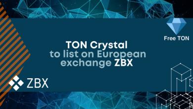 Photo of TON Crystal to list on European exchange ZBX
